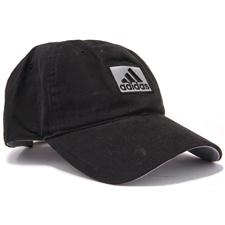 Adidas Men's Cotton Relaxed Personalized Hat - Black-Mid Grey