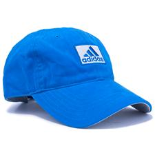 Adidas Men's Cotton Relaxed Personalized Hat - Bright Royal-Stone