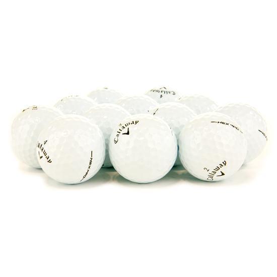Callaway Golf Hex Pro Logo Overrun Golf Balls