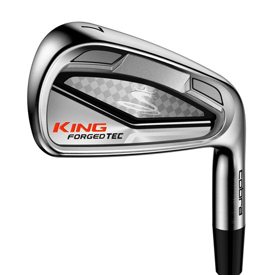 Cobra King Forged TEC Steel Iron Set