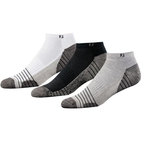 FootJoy Men's TechSof Tour Low Cut Socks