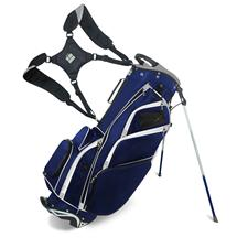 JCR DL550 Personalized Stand Bag - Navy-Steel