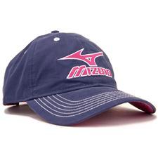 Mizuno Men's Aruba Personalized Hat - Twilight-White