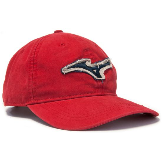 Mizuno Men's Canvas RB Hat