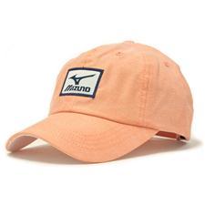 Mizuno Men's Oxford Personalized Hat - Orange