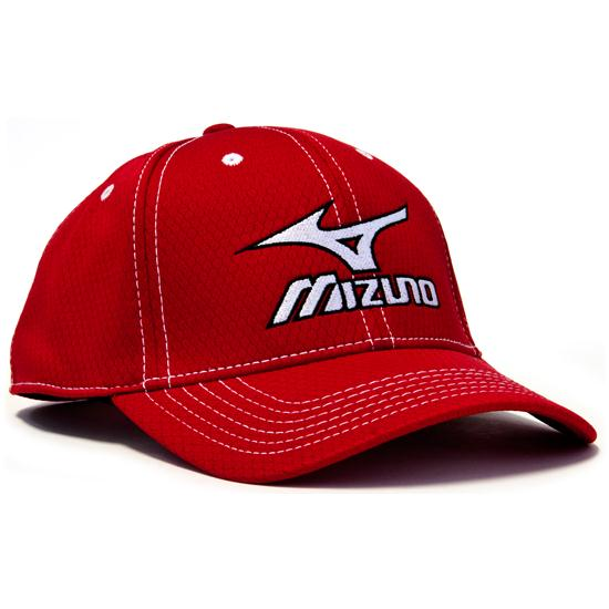 Mizuno Men's Tour Honeycomb Hat