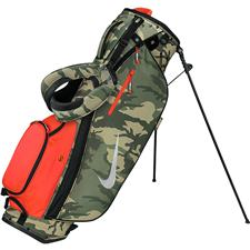 Nike Sport Lite Personalized Carry II Bag - Medium Olive-Silver-Bright Crimson