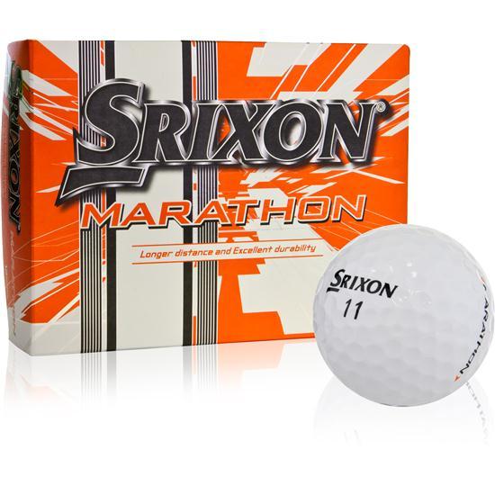Srixon Marathon Logo Overrun Golf Balls