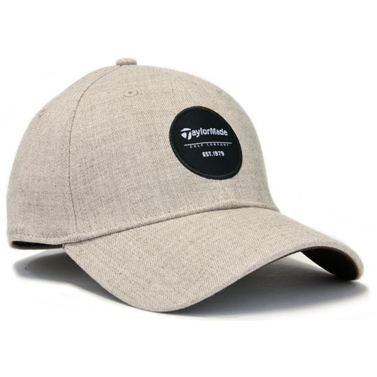 Taylor Made Men's New Era 39Thirty Crest Hat