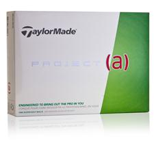 Taylor Made Prior Generation Project (a) Logo Golf Balls