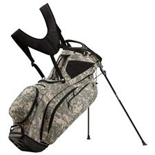 Taylor Made PureLite Personalized Stand Bag - Camouflage