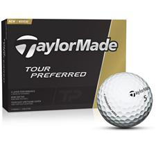 Taylor Made Tour Preferred Golf Balls - 2016 Model