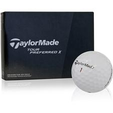 Taylor Made Prior Generation Tour Preferred X Personalized Golf Balls