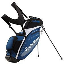 Taylor Made TourLite Personalized Stand Bag - Royal-White