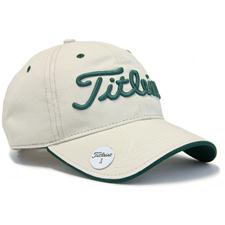 Titleist Men's Ball Marker Personalized Hat - Stone