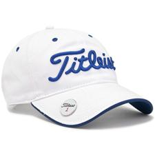 Titleist Men's Ball Marker Personalized Hat - White