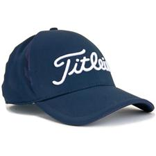 Titleist Men's Bonded Tech Performance Fitted Hat - Navy - Large/X-Large