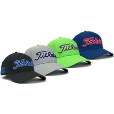 Titleist Men's Dobby Tech Fitted Hats
