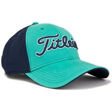 Titleist Men's Performance Jersey Personalized Hat - Jade-Navy
