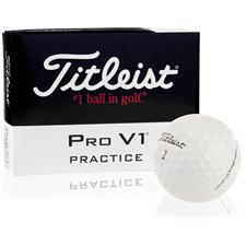 Titleist Prior Generation Pro V1 Practice Golf Balls