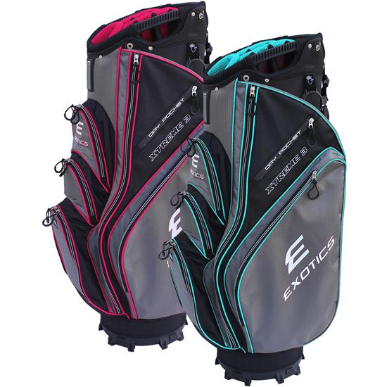 Tour Edge Exotics Xtreme 3 Cart Bag for Women