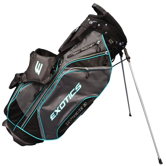 Tour Edge Exotics Xtreme 3 Stand Bag for Women