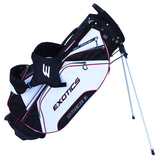 Tour Edge Exotics Xtreme 3 Stand Bag