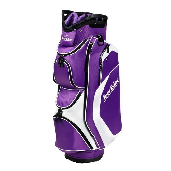 Tour Edge Hot Launch Performance Cart Bag