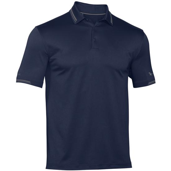 Under Armour Men's Coldblack Tipping Polo