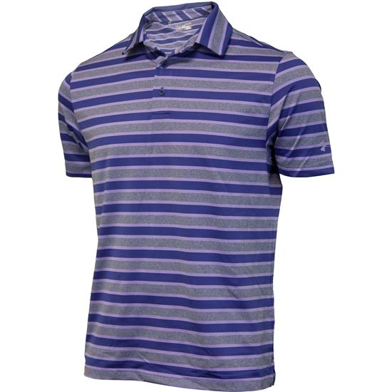 Under Armour Men's Kinetic Stripe Polo