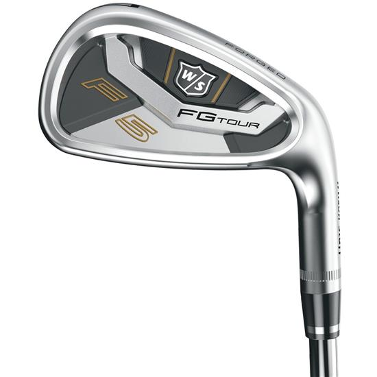 Wilson Staff FG Tour F5 Graphite Iron Set