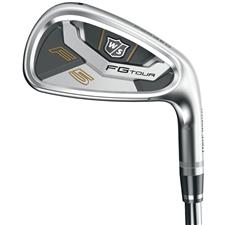 Wilson Staff FG Tour F5 Steel Iron Set