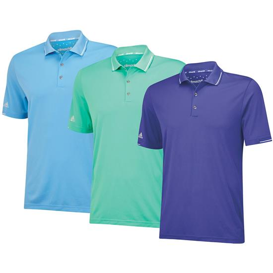 Adidas Men's ClimaChill Solid Polo Closeout