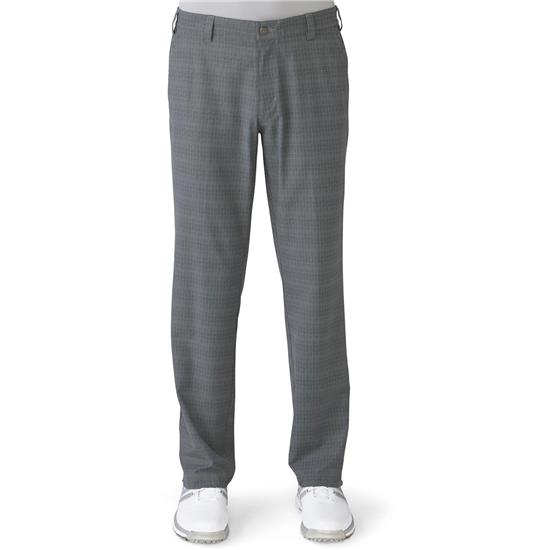Adidas Men's Ultimate Dot Plaid Pant