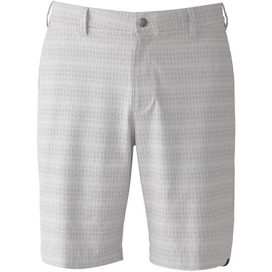 Adidas Men's Ultimate Dot Plaid Short