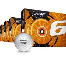 Bridgestone e6 Golf Balls - Buy 3 DZ Get 1 DZ Free