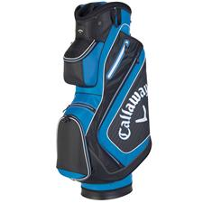Callaway Golf Chev Personalized Cart Bag - Black-Royal Blue-White