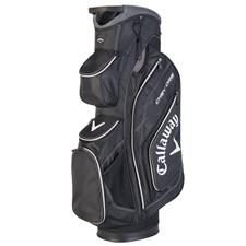 Callaway Golf Chev Org Personalized Cart Bag - Black-Charcoal-White