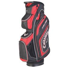 Callaway Golf Chev Org Personalized Cart Bag - Black-Red-White