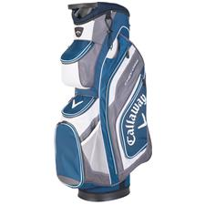 Callaway Golf Chev Org Personalized Cart Bag - Navy-Charcoal-White