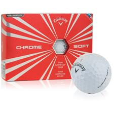 Callaway Golf Prior Generation Chrome Soft Personalized Golf Balls