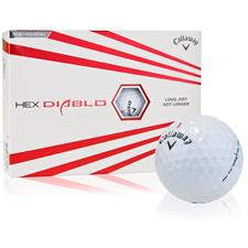 Callaway Golf HEX Diablo Photo Golf Balls