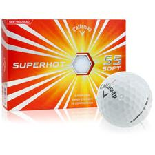 Callaway Golf Superhot 55 Photo Golf Balls