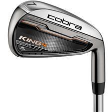 Cobra King F6 Steel Iron Set