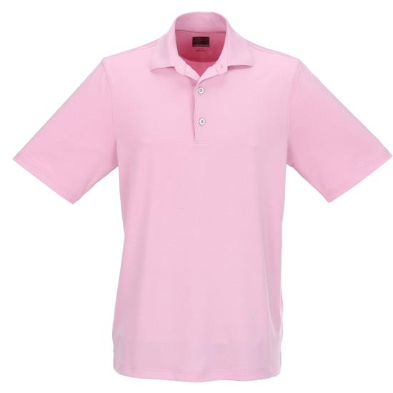 Greg Norman Men's Heathered Polo