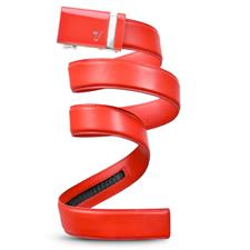 Mission Belt Solids Wide 40mm Belt - Rooster Red - X-Large