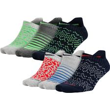 Nike 3-Pack Dri-Fit NST Socks for Women Manf.  Closeout
