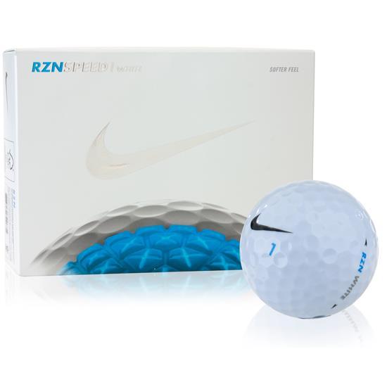 Nike RZN Speed White Golf Balls