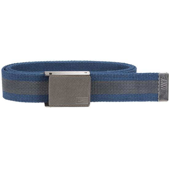 Nike Rubber Inlay Reversible Web Belt
