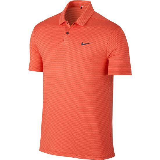 Nike Men's TW Control Stripe Polo Manufacturer Closeout